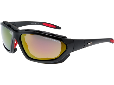 MESE P T437-2P grilamid TR90 black / red